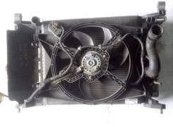 Радиатор охлаждения двигателя. Opel Meriva