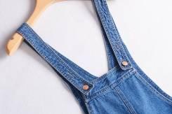Сарафаны джинсовые. 48, 50, 52, 54, 56, 58
