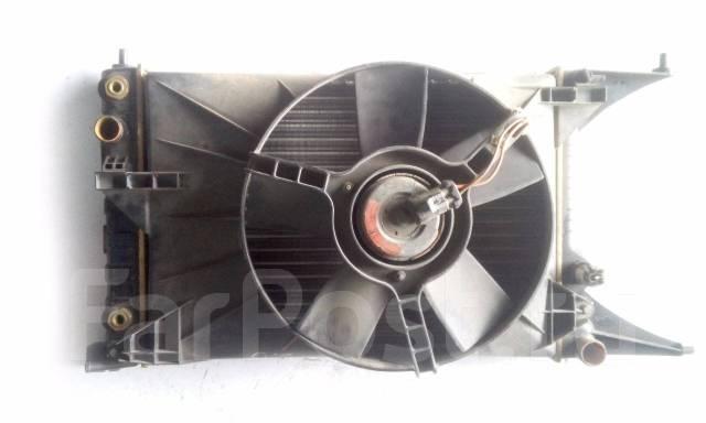 радиатор охлаждения опель омега б x20se