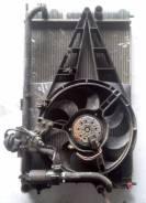 Радиатор охлаждения двигателя. Opel Omega