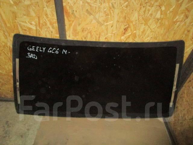 Стекло заднее. Geely GC6