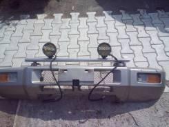 Бампер. Mitsubishi Pajero Junior