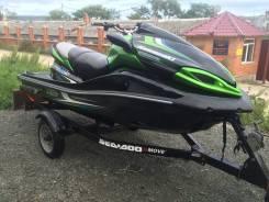 Kawasaki Ultra 300 X. 300,00л.с., Год: 2013 год