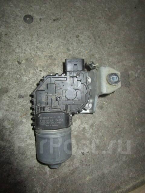Мотор стеклоочистителя. Audi A4, 8E2, 8E5, 8EC, 8ED, 8H7, 8HE Audi S4, 8E2, 8E5, 8EC, 8ED, 8H7, 8HE Audi RS4, 8HE Двигатели: AKE, ALT, ALZ, AMB, AMM...