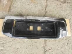 Накладка на дверь багажника. Toyota Land Cruiser Toyota Land Cruiser Prado