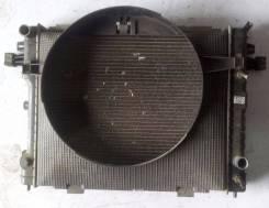 Радиатор охлаждения двигателя. Opel Senator