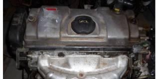 Двигатель в сборе. Citroen C2