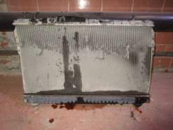 Радиатор охлаждения двигателя. Chevrolet Lacetti Двигатель F16D3