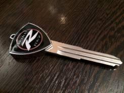 Заготовка ключа. Mazda RX-7 Mazda Efini RX-7