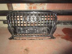 Решетка радиатора. Audi Q5, 8RB Двигатели: CALB, CDNB, CDNA, CCWB, CCWA, CJCB, CJCA, CMGA, CGLB, CAEB, CAGA, CAHB, CHJA, AAH, CDNC, CAGB, CGLA, CAHA