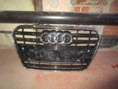 Решетка радиатора. Audi A5, 8TA, 8T3, 8F7 Audi S5, 8F7, 8T3, 8TA Двигатели: CMFA, CDUC, CPMB, CRED, CJEB, CJCB, CNCD, CJED, CLAB, CJCD, CHMB, CMUA, CK...