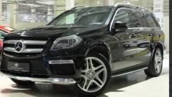 Mercedes-Benz GL-500. автомат, 4wd, 5.0 (432 л.с.), бензин