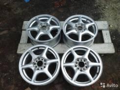 Light Sport Wheels LS 153. 6.5x15, 5x100.00, 5x114.30, ET50, ЦО 72,0мм.
