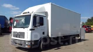 MAN TGL. Грузовой фургон рефрижератор Man TGL 7.150., 4 580 куб. см., 4 000 кг.