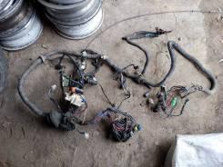 Проводка двс. Subaru Leone