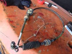 Тросик переключения автомата. Nissan Elgrand, AVWE50 Двигатель QD32ETI