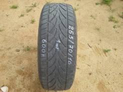 Bridgestone Dueler H/P. Всесезонные, 2008 год, износ: 60%, 1 шт