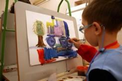 Рисование для детей с ограниченными возможностями (3-100 лет)