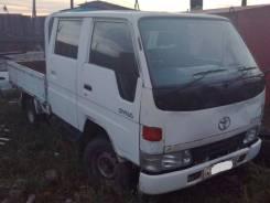 Toyota Dyna. Продам грузовик Тойота ДЮНА,1999 г., 2 700 куб. см., 1 500 кг.