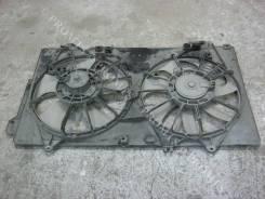 Вентилятор охлаждения радиатора. Mazda CX-5, KE, KE2AW, KE2FW, KE5AW, KE5FW, KEEAW, KEEFW