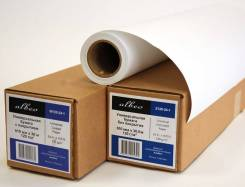 Бумага рулонная для плоттеров.