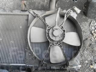 Вентилятор охлаждения радиатора. Toyota Carina, AT170, AT170G Двигатель 5AF