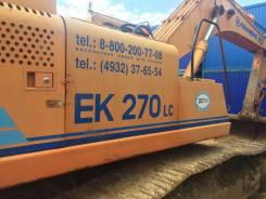 Кранэкс ЕК 270. Продаётся экскаватор Кранэкс ЕК-270, 4 500 куб. см., 1,60куб. м.