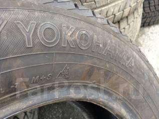 Yokohama. Зимние, без шипов, 2014 год, износ: 5%, 4 шт