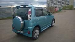 Daihatsu Terios. автомат, 4wd, бензин, 98 000 тыс. км