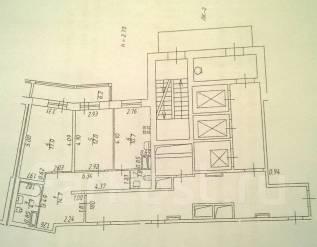 2-комнатная, проспект Обуховской Обороны 110. Невский район, частное лицо, 62 кв.м.