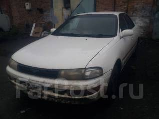 Toyota Carina. AT191, 7AFE