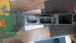 Консоль центральная. Toyota Caldina, ST210, ST215 Двигатели: 3SGE, 3SFE, 3SGTE