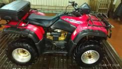 Honda TRX 500. исправен, без птс, с пробегом