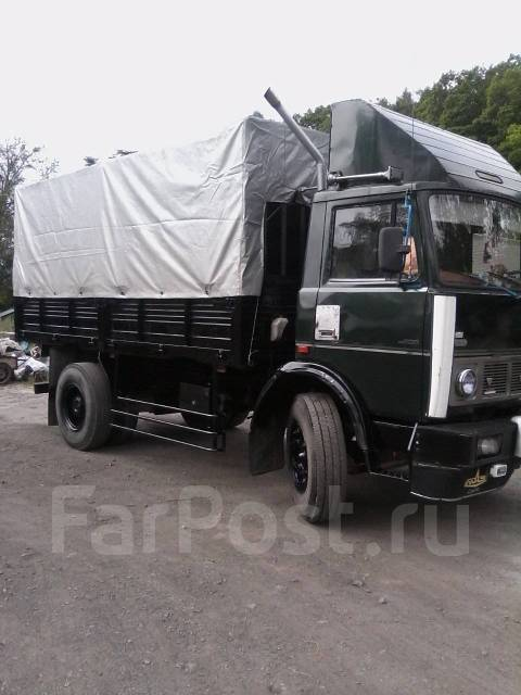 МАЗ 5549. Продам бортовой грузовик маз, 12 000 куб. см., 10 000 кг.