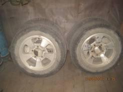 Продам колеса. 5.5x16 5x139.70 ET10