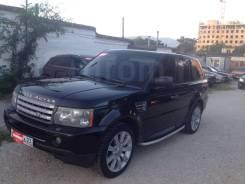 Стекло боковое. Land Rover Range Rover Sport, L320