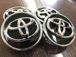 """Заглушки ЦО Toyota. Диаметр 16"""", 1 шт."""