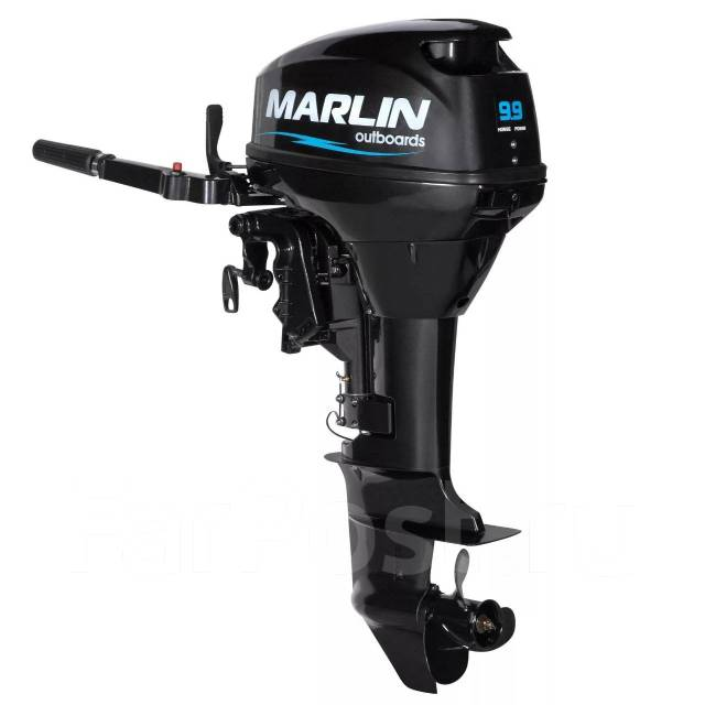 Marlin. 9,80л.с., 2-тактный, бензиновый, нога S (381 мм), Год: 2017 год. Под заказ