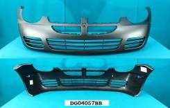 Бампер Передний Dodge NEON (I) `03-06 БЕЗ Туманок ЧЕРН