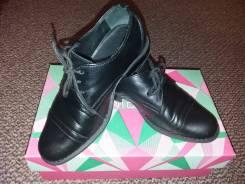 Туфли ботинки кожаные размер 31 на мальчика