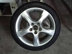 Bridgestone Potenza RE002 Adrenalin. Летние, 2010 год, износ: 5%, 1 шт