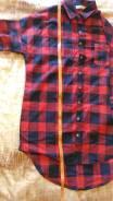 Рубашки-туники. 50, 52