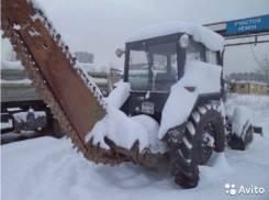 МТЗ 82.1. Экскаватор траншейный Беларус 82.1, 1 000 куб. см. Под заказ