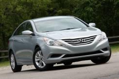 Линза фары. Hyundai Sonata, YF Двигатели: G4KC, G4KA