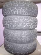 Hankook Winter i*Pike RS W419. Зимние, шипованные, 2012 год, износ: 20%, 4 шт