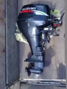 Suzuki. 15,00л.с., 4-тактный, бензиновый, нога S (381 мм), Год: 2009 год