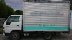 Toyota Dyna. Продам или обменяю грузовик. 1999г. Будка 13 кубов. ., 4 200куб. см., 2 000кг.