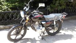 Senke RM125. 125куб. см., исправен, птс, без пробега