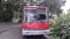 Kia Cosmos. Продается автобус KIA Cosmos, 50 куб. см.