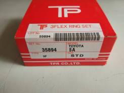Кольца поршневые. Toyota: Sprinter Trueno, Corolla, Sprinter, Corolla Levin, Carina, Corona Двигатели: 5AF, 5AFE, 5AFHE